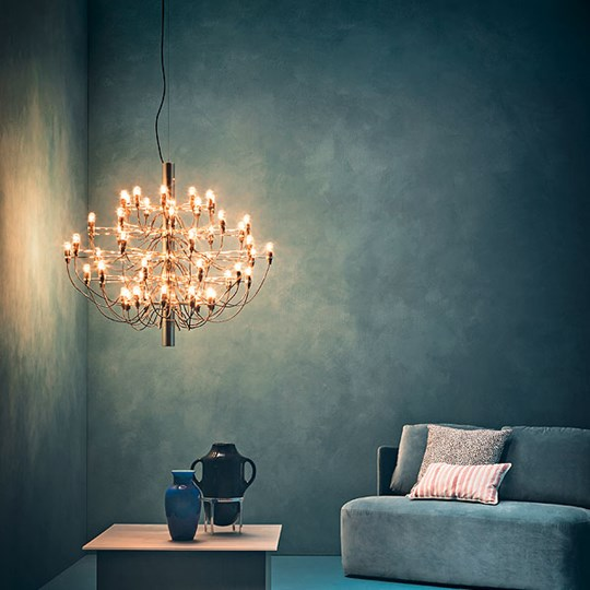 Designed In 1958 The Mod 2097 Chandelier Is An Ultra Modern Representation Of Classic Mid Century Traditional Holds 30 To 50