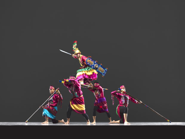 Parangal Dance Co  to present Maranao artistry at SF Ethnic