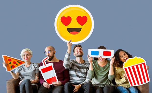 Beautify your content with an emoji or two
