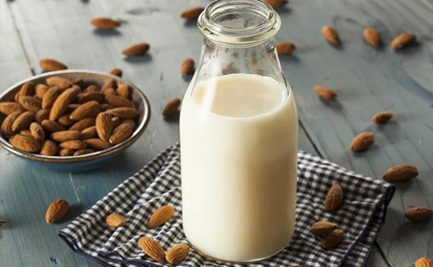 is almond milk good for you
