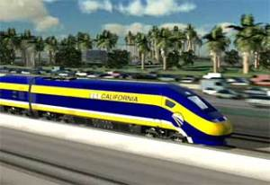 Are these high speed trains in California's future? Depends what happens November 2. Image: ##http://lavisions.blogspot.com/2007/05/high-speed-rail-budget-alert.html##LA Visions##