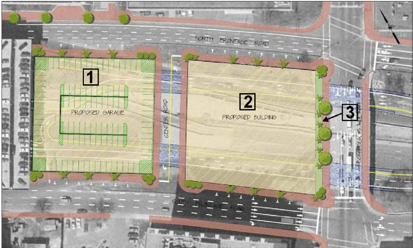 New Haven was awarded $16 million to replace Route 34 with development and a connected street grid. ##http://blog.tstc.org/2010/02/03/new-haven-mayor-promises-a-first-stitch-towards-reconnecting-downtown/##TSTC##