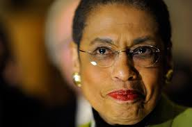 Could Eleanor Holmes Norton be the next top Democrat on the Transportation Committee? Image: ##http://www.expressnightout.com/content/2009/11/dc-2009-best-representative-senator-eleanor-holmes-norton.php##Express##
