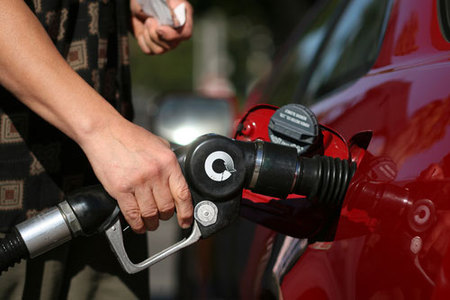 Here comes yet another push for a higher gas tax (only to be met by yet another pushback by anti-tax policymakers.) Photo: ##http://usa.streetsblog.org/2010/03/31/could-gas-tax-bonds-pay-for-the-next-federal-transportation-bill/##Pop and Politics##