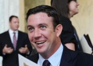 Photo from ##http://hunter.house.gov/##Duncan Hunter's Congressional website##
