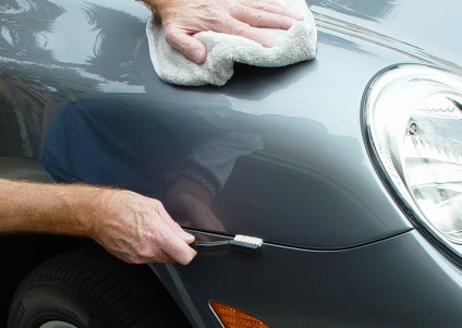 How To Apply Wipe New For Interior Of Cars