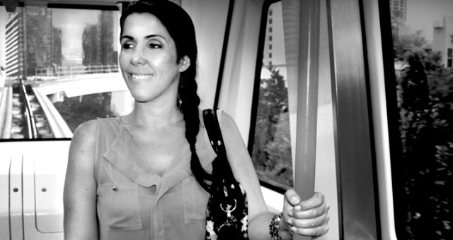 Transit activist Marta Viciedo says Miami-Dade's failure to build transit has its origin in the very law that was supposed to expand rail. Photo:  ##http://ourcitythoughts.org/reviews/qa-with-marta-viciedo/##Our City Thoughts##