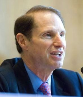 Sen. Ron Wyden (D-OR) included tax parity for transit riders in his extenders package. Photo: ##http://www.wyden.senate.gov/meet-ron/biography##Office of Sen. Ron Wyden##