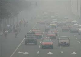 The ATU and the Sierra Club are teaming up to promote transit as a solution to fast-rising transportation emissions. Photo: ##http://www.carnewschina.com/page/701/##Car News China##
