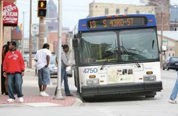 "After a court battle, the state of Wisconsin has agreed to provide $13.5 million for transit as part of the $1.7 billion ""Zoo Interchange"" project. Photo: Milwaukee Community Journal"
