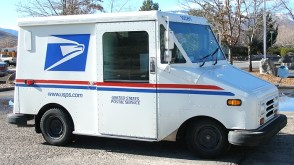 You wouldn't be seeing many of these on Saturdays if the GOP transportation funding plan went through. Photo: ##http://en.wikipedia.org/wiki/File:Small_USPS_Truck.jpg##Wikipedia##