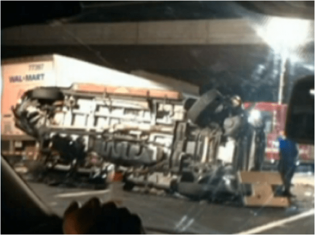 One comedian was killed and other critically injured Saturday morning at an hour when rules had limited truck drivers from driving -- until two days earlier.