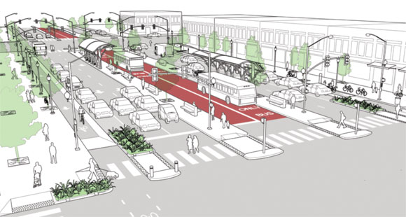 Fhwa To Engineers Go Ahead And Use City Friendly Street