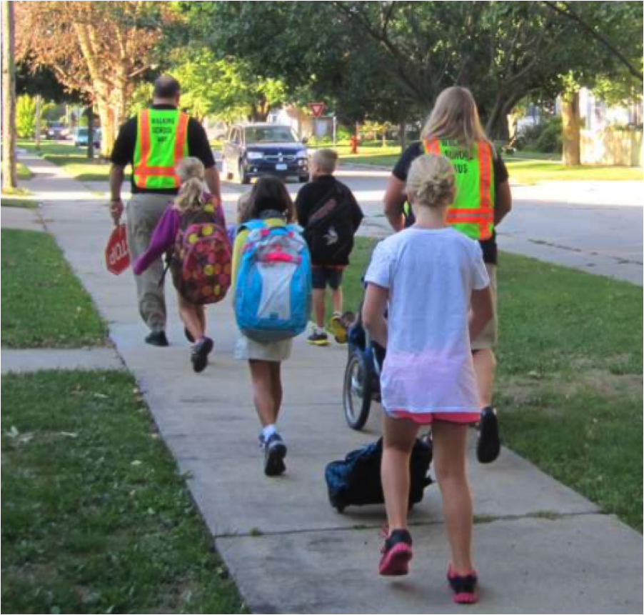 Getting Rural Kids Walking And Biking: A Case Study From