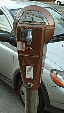 Cars With Disabled Placard Parking Meter