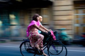 The Indian government appears to be embracing bicycling. Photo: Wikipedia