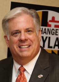 Republican Larry Hogan could be bad news for rail transit in Maryland. Photo: Wikimedia