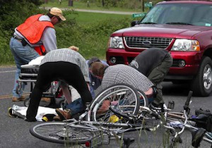 DC's law severely restricting damages for people hit by cars could go down tomorrow. Photo: ##http://personalinjurysupport.wordpress.com/category/bicycle-accident/##Personal Injury Support##