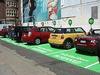 Philly Car Share >> How To Make Shared Vehicle Services Accessible To People Of All