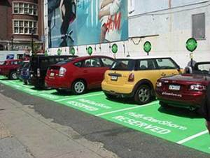 Philly Carshare started off as a nonprofit, with services targeted to low-income residents, but acquisition by a for-profit company ended all that. Photo: ##http://www.philadelphia-reflections.com/blog/1579.htm##Philadelphia Reflections##