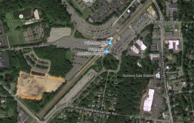New Jersey Squanders Transit By Surrounding Stations With
