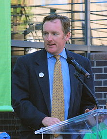 David Bragdon, formerly a leading planning official in Portland, has been pushing for systemic reforms at ODOT. Photo: Wikipedia