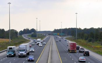 The trucking industry was a big winner in the transportation bill negotiations. Photo: Wikipedia