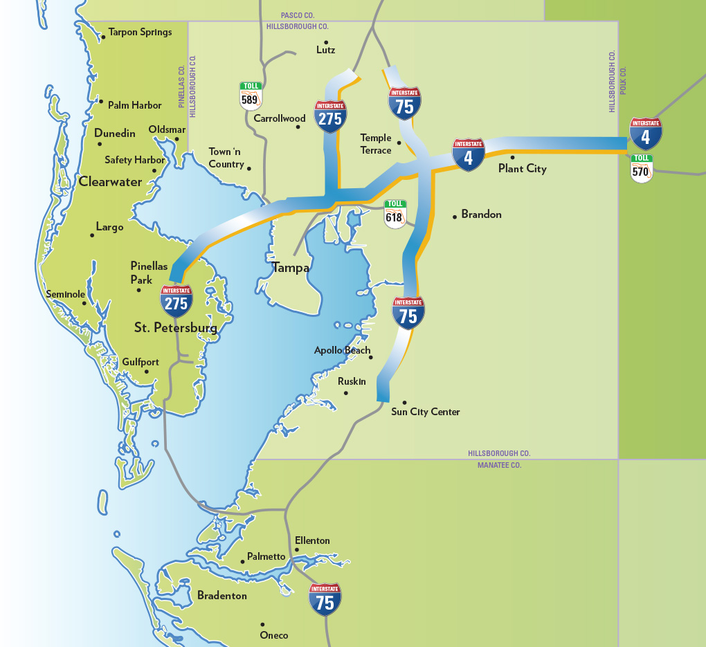 Massive Highway Expansion Threatens to Destroy Tampa Neighborhoods ...