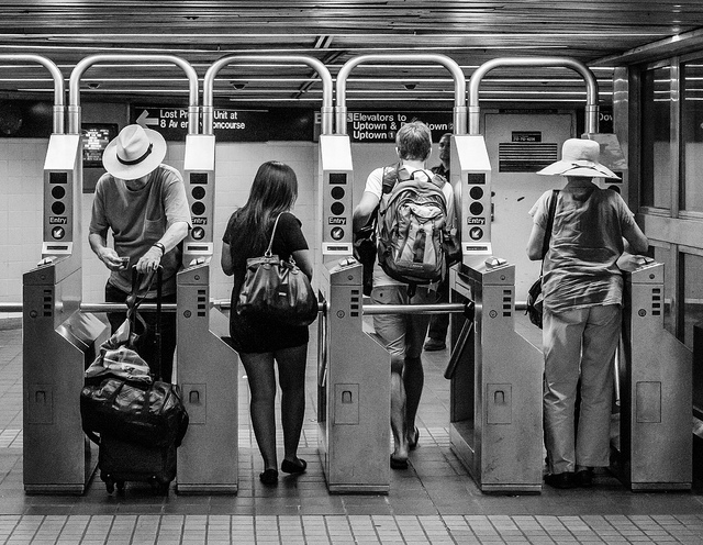 photo of Transit Systems Must Address Women's Safety Concerns image
