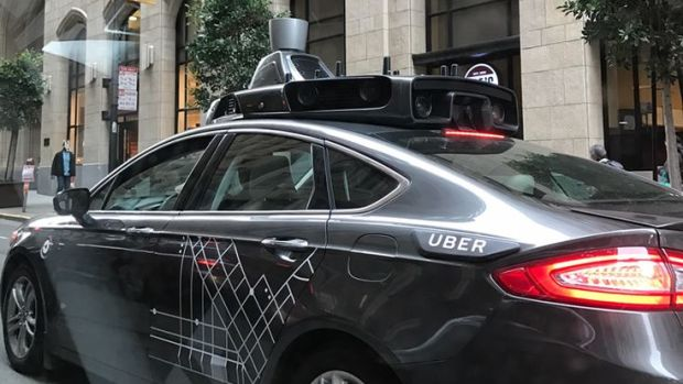 Uber Car in Self-Driving Mode Kills Woman in Arizona
