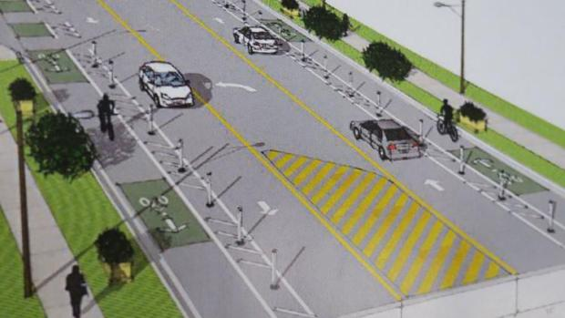 Orlando, the Capital of Pedestrian Fatalities, Tests a New Approach to Street Design