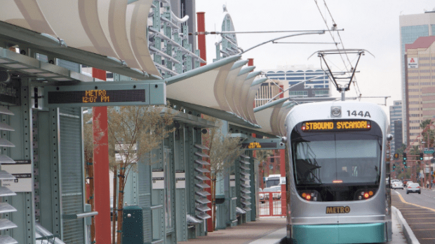 photo image The Koch Brothers are Behind Effort to Kill Light Rail in Phoenix