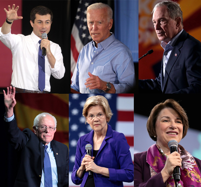 photo of Anti-Car Dems Don't Have a Presidential Candidate image