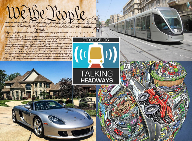 Talking Headways Podcast: Transportation and Law, Part I