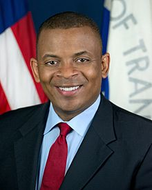U.S. Transportation Secretary Anthony Foxx, formerly the mayor of Charlotte, assumed office nearly a year ago. Photo: Wikipedia