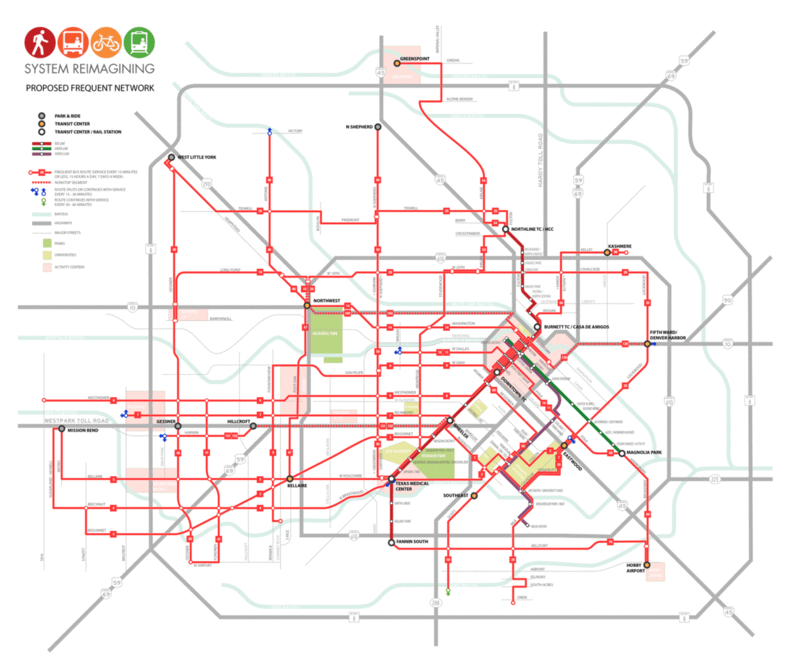 This bus system redesign forced some tough decisions, but should make it more user friendly for more people. Image: Human Transit