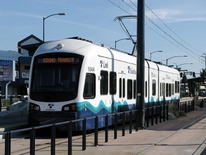 The Sound Transit 3 package would fund a $15 billion light rail expansion. Photo: Wikimedia
