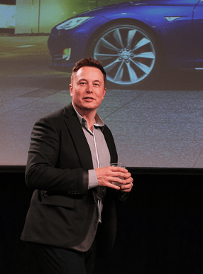 Elon Musk. Photo: Steve Jurvetson via Flickr