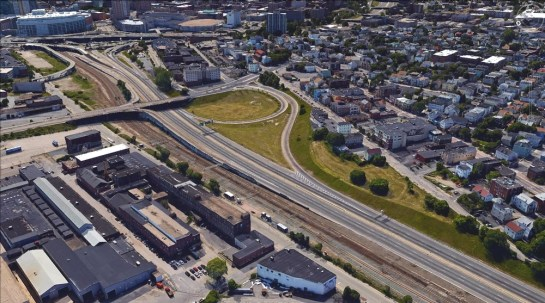 Providence's 6/10 Connector is a relic of another time. Photo: MovingTogetherPVD