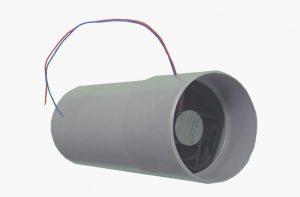 solar power 12 volt fan