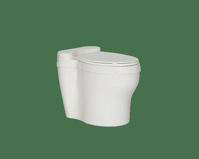 Airflow (AF) Waterless toilet
