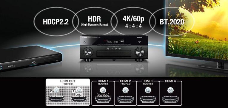 Yamaha TSR 7810 amazon