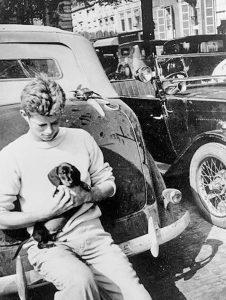 John F. Kennedy in Nederland
