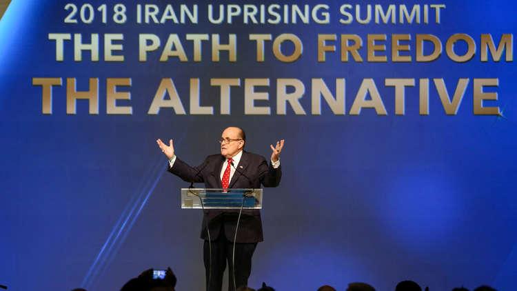 Photo of محامى ترامب: أمريكا عازمة على إسقاط حكومة إيران
