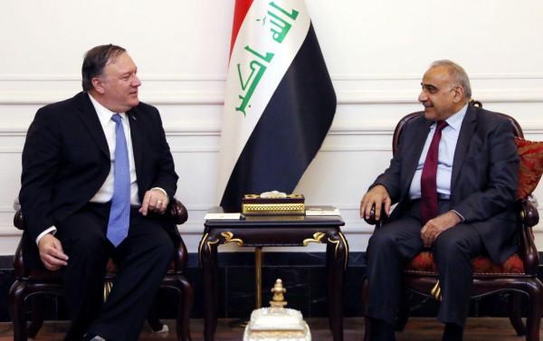 Photo of العراق يقول أمريكا لا تعتقد أن هجمات السعودية انطلقت من أراضيه
