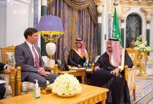 Photo of اسبر يلتقي القيادة السعودية ويبحث ملف مواجهة تهديدات إيران