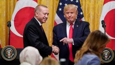 Photo of ترامب وأردوغان يفشلان في تسوية خلافاتهما