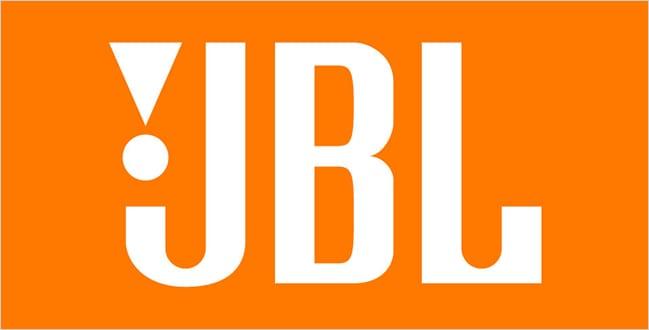 Color User Experience (UX) And Psychology - Orange JBL Logo