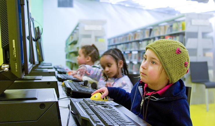 Usability testing with children