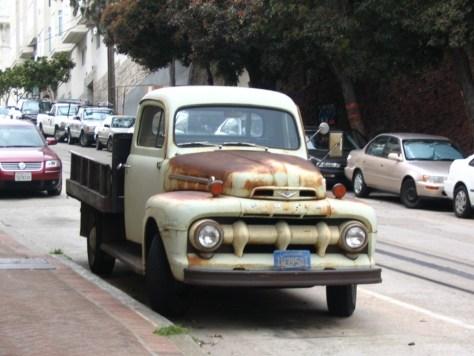 In San Francisco gibt es keinen TÜV :-)